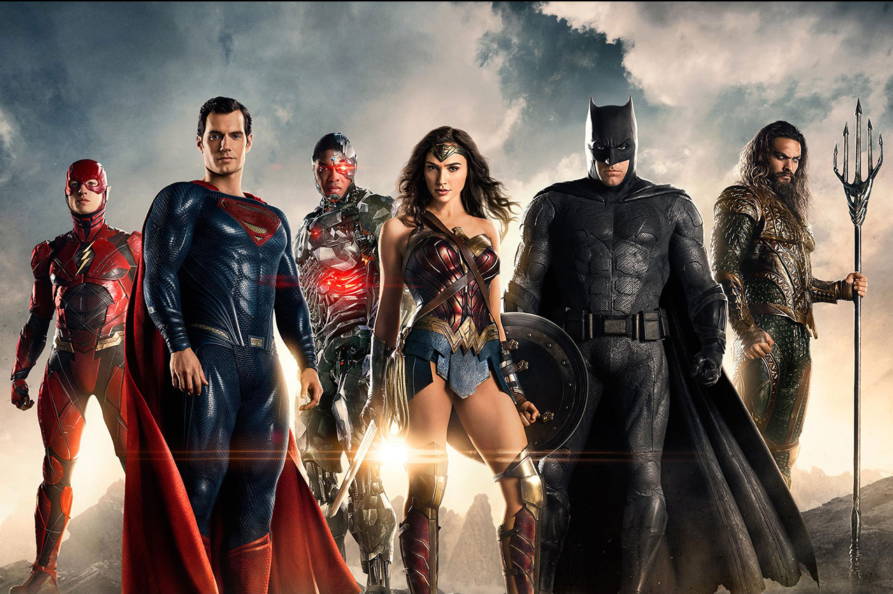 Honest Trailers 笑看《Justice League》
